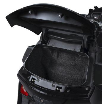 Voorgevormde bekleding bagageruimte achteraan
