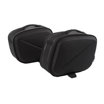Semi-harde reistas voor de bagageruimte aan de zijkant