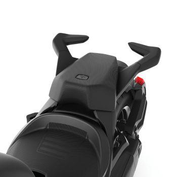 Passagiersstoel - Zwart
