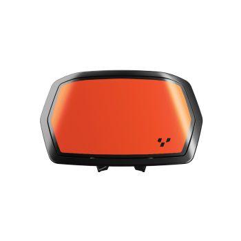 Sticker voor spoiler voor meter - Orange Blaze