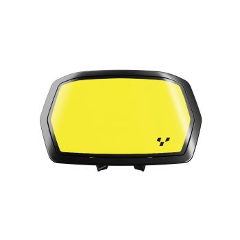 Sticker voor spoiler voor meter - Electric Yellow