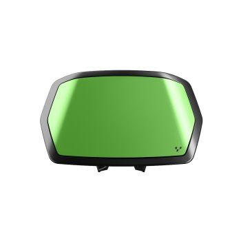 Sticker voor spoiler voor meter - Supersonic Green