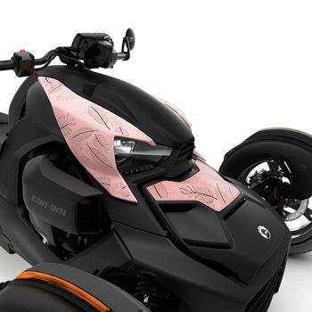 Exclusive Panelenset - Pink Bloom – Limited Edition – hoogglans afwerking