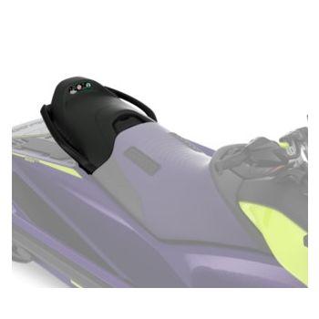 Passagierszadel - Zwart