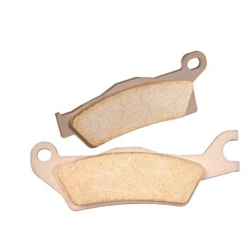 Metallic Brake Pad Kit - Rear Left