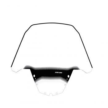 Extra-hoog windscherm voor handbeschermers deluxe