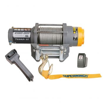 Can-Am Terra 45 lier door SuperWinch