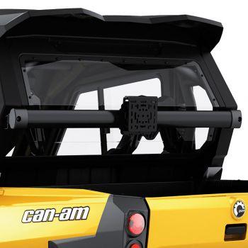 Adapter voor rail voor uitrusting voor achterruit
