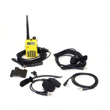 Rugged Radios systeem tussen voertuigen