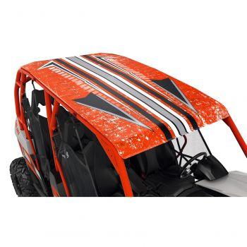 Lonestar Racing aluminium dak