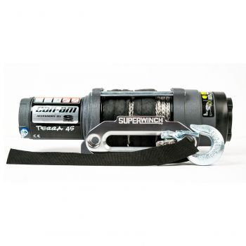 Can-Am Terra 45ST lier door Superwinch