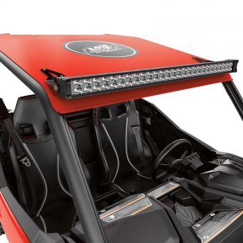 Lonestar Racing steunen voor lichtbalk met dubbele rij leds van 99 cm